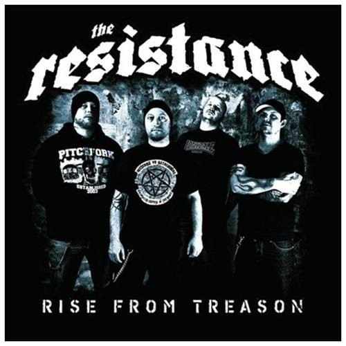 Rise From Treason CD (2013)