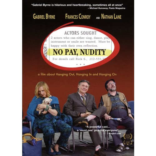 No Pay, Nudity [DVD] [2016]