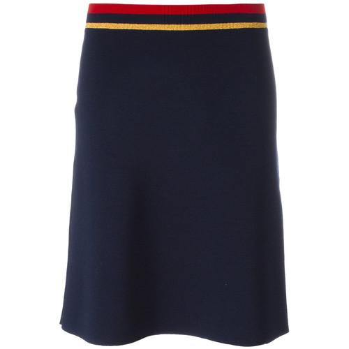 GUCCI Web Waistband Skirt