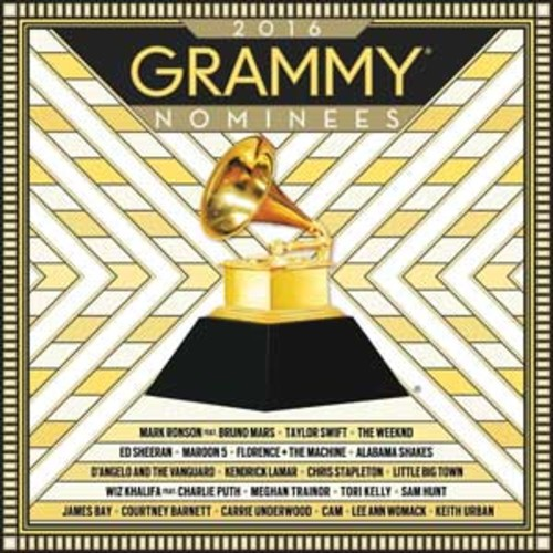 2016 Grammy Nominees Various