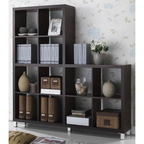 Wholesale Interiors 12-Cube Sunna Shelving Unit