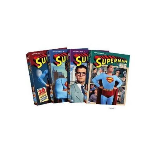 Adventures of superman:Seasons 1-6 (DVD)