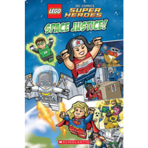 Space Justice! (LEGO DC Super Heroes Series)