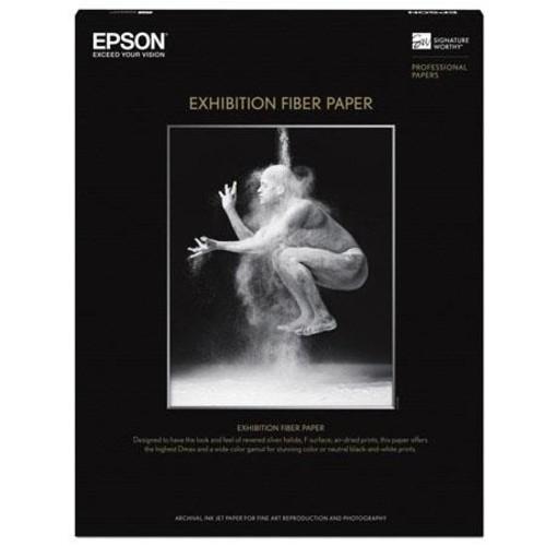 Epson Exhibition Glossy Fine Art Paper (13x19