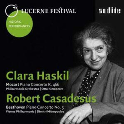 Lucerne Festival (Audio CD)