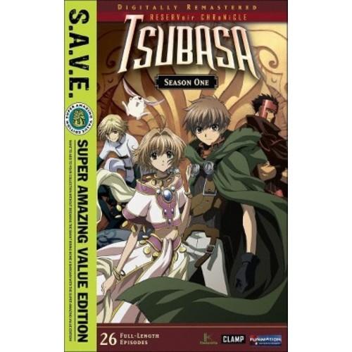 Tsubasa: Season One [S.A.V.E] [4 Discs]