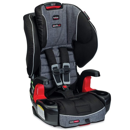 Britax Frontier ClickTight G1.1 Harness-2-Booster Car Seat - Vibe