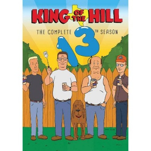 King of the Hill: Season 13 [3 Discs]