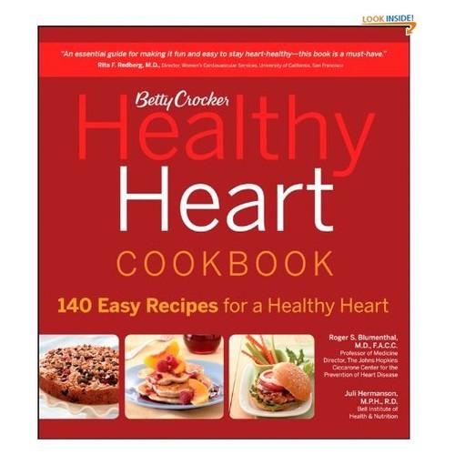 Betty Crocker Healthy Heart Cookbook (Betty Crocker Big Book)
