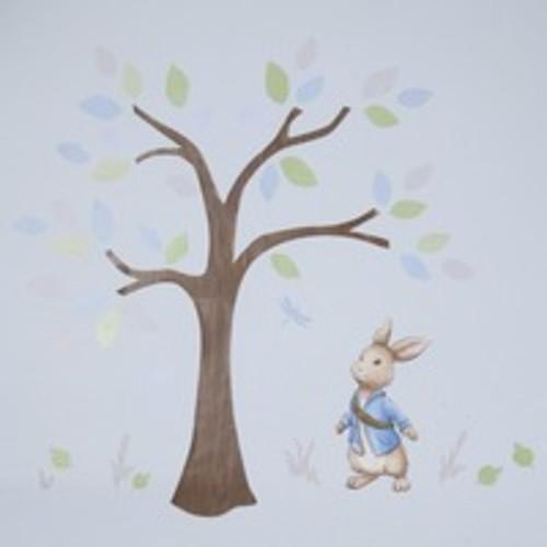 Lambs & Ivy Wall Decal - Peter Rabbit