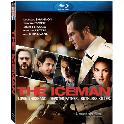 The Iceman [DVD] [English] [2012]