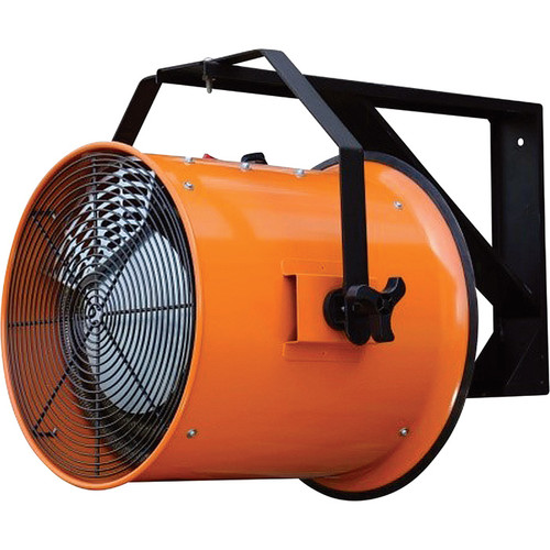 ProFusion Heat Industrial Wall-Mount Salamander Heater  102,390 BTU, 480 Volts,