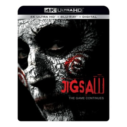 Jigsaw (4K/UHD + Blu-ray + Digital)