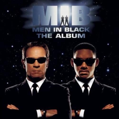 Men in Black [Original Motion Picture Soundtrack] [CD]
