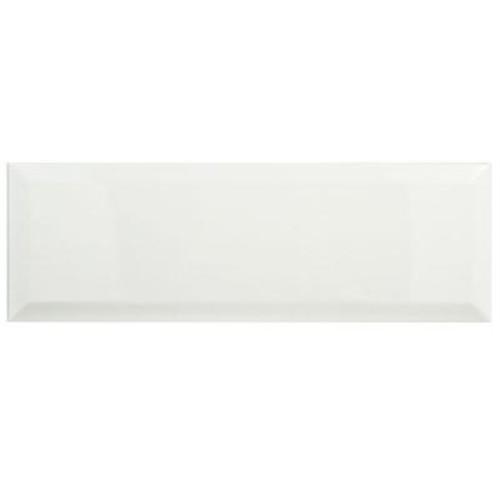 Merola Tile Santorini Loft Blanco 4 in. x 12 in. Ceramic Wall Tile (10.98 sq. ft. / case)