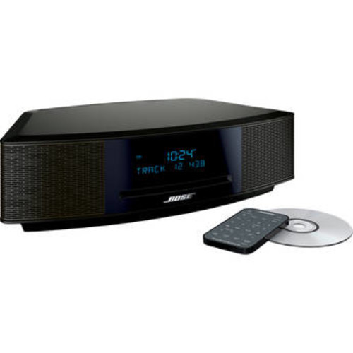 Wave Music System IV (Espresso Black)