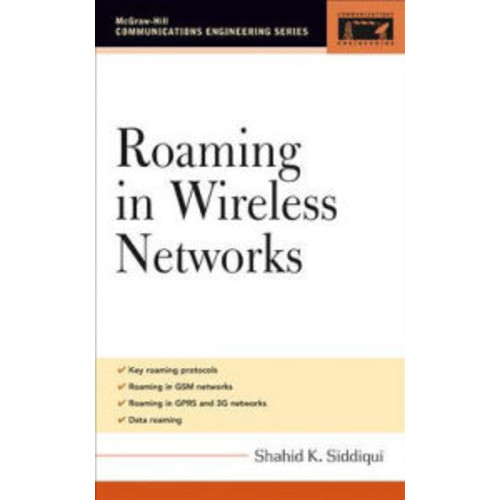 Roaming in Wireless Networks / Edition 1