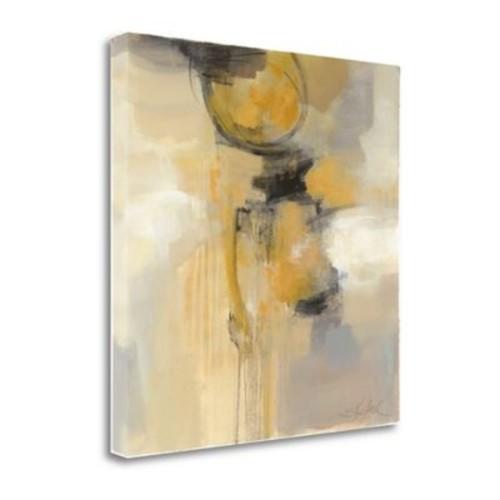 Tangletown Fine Art 'Solar Path I' Graphic Art Print on Canvas; 20'' H x 20'' W