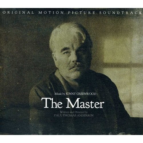 The Master [Original Motion Picture Soundtrack] [CD]