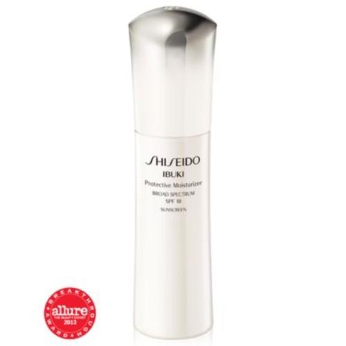 Shiseido IBUKI Protective Moisturizer SPF 18, 75 ml