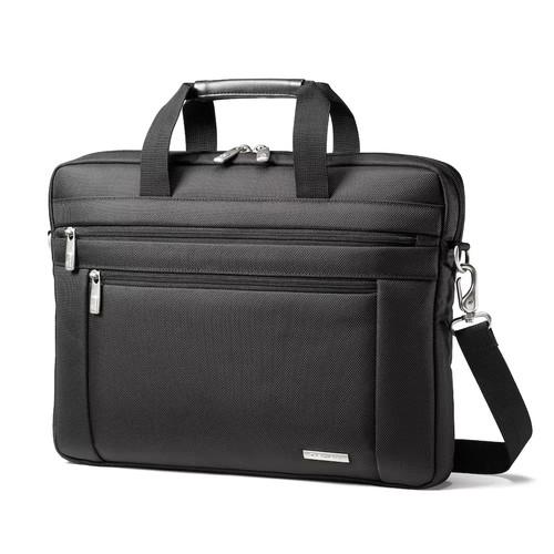 Samsonite Classic Business 15.6 Laptop Shuttle [Black, 16