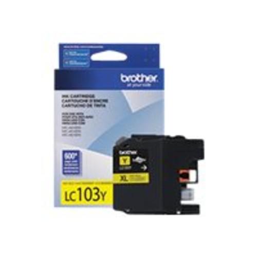 Brother Innobella LC103Y Ink Cartridge - Yellow