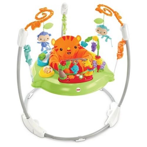 Fisher-Price Roarin' Rainforest Infant Jumperoo