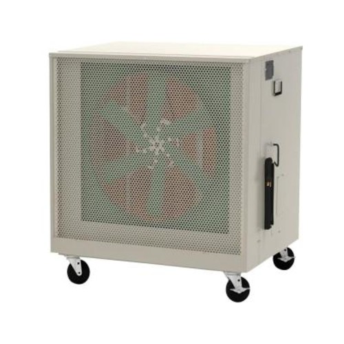 Master Blaster Aerocool 6500 CFM 2 Speed Portable Evaporative Cooler for 2200 sq. ft.