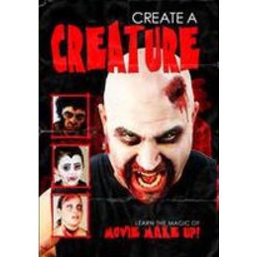 Create a Creature: Learn the Magic of Movie Make Up!