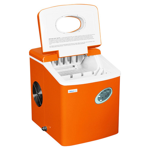 air AI-100VO Orange Portable Ice Maker