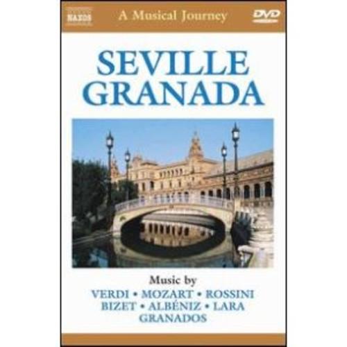 A Musical Journey: Seville Granada DD5.1/DD2/DTS