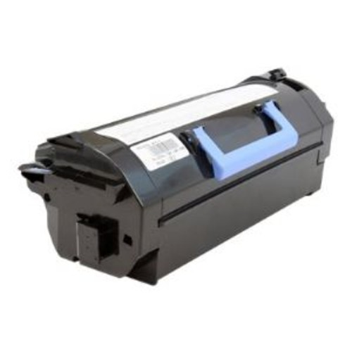 Dell - Extra High Yield - black - original - toner cartridge Use and Return - for Laser Printer B5460DN; Multifunction Laser Printer B5465dnf