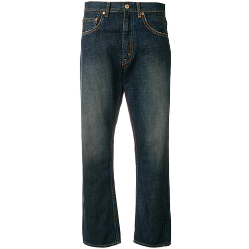 Junya Watanabe Comme Des Garons cropped jeans
