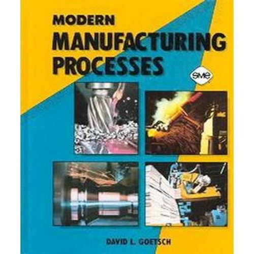 Modern Manufacturing Processes (Hardcover)