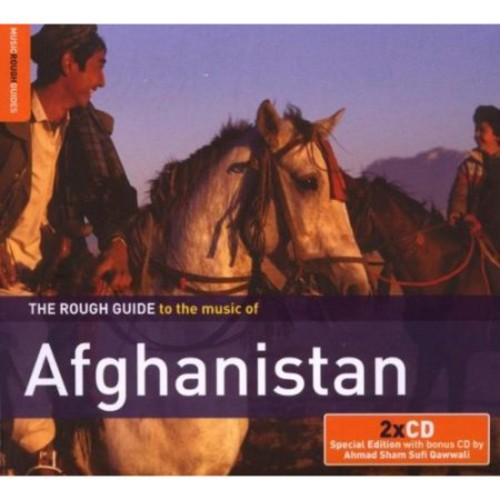 The Rough Guide to the Music of Afghanistan [CD]