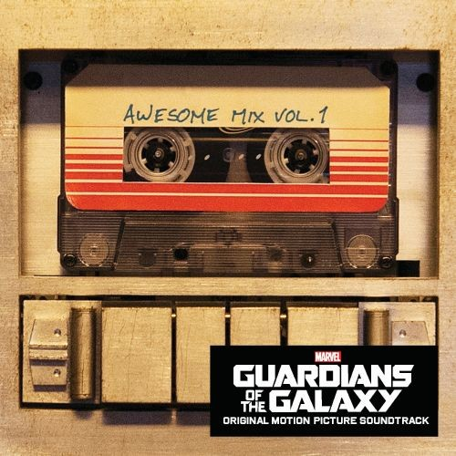 Guardians of the Galaxy: Awesome Mix, Vol. 1 [Enhanced CD]