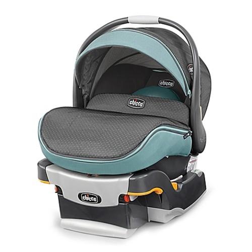 Chicco KeyFit 30 Zip Infant Car Seat in Serene