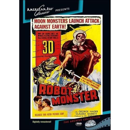 Robot Monster [DVD] [1953]