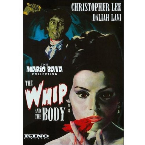 The Whip and the Body [DVD] [1963]