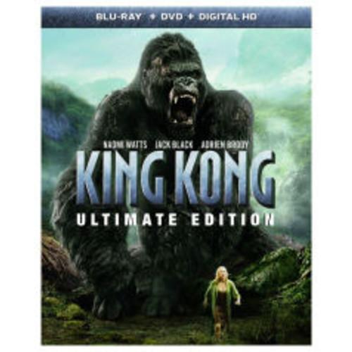 King Kong Ultimate Edition (Blu-ray)