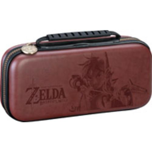 Nintendo Switch Game Traveler Deluxe Travel Case - Zelda (Brown)