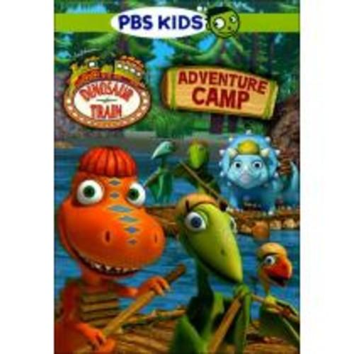 Dinosaur Train: Adventure Camp [DVD]