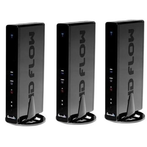 Peerless PeerAir Pro Wireless AV Multi-Display System, Includes 3x Receivers HDS300-3