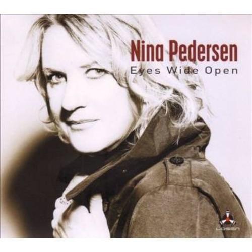 Nina Pedersen - Eyes Wide Open (CD)