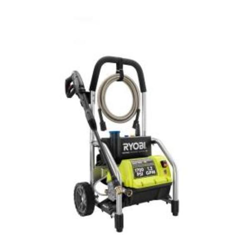 Ryobi 1,700-PSI 1.2-GPM Electric Pressure Washer