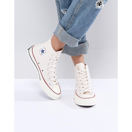 Converse Chuck Taylor All Star '70 High Top Sneakers In Beige