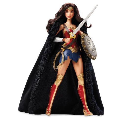 DC Comics Wonder Woman Doll by Barbie