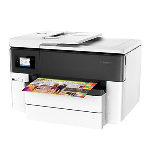 HP OfficeJet 7740 Wide-Format All-in-One Printer with Wireless & Mobile Printing (G5J38A)