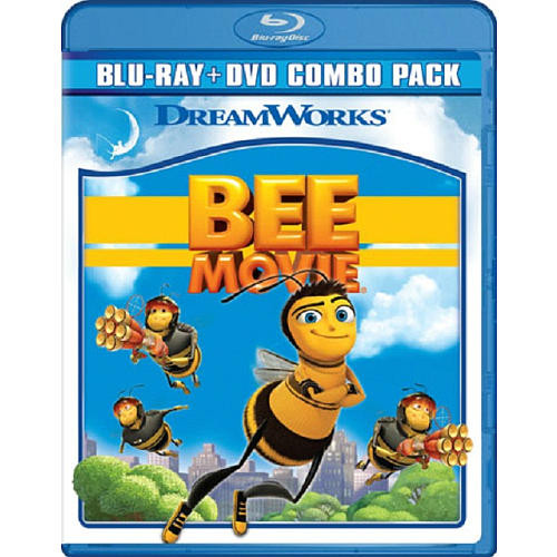 Bee Movie Blu-Ray Combo Pack (Blu-Ray/DVD)