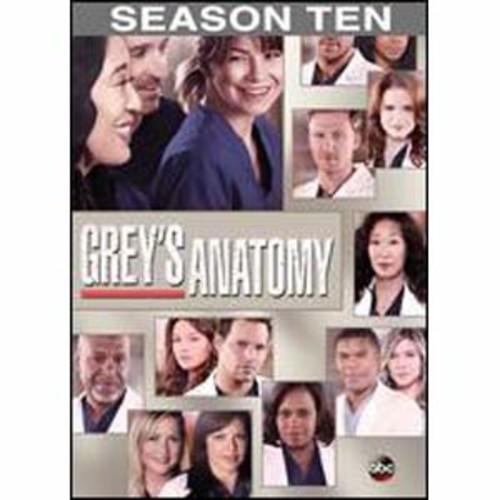 Grey's Anatomy: Complete Tenth Season [6 Discs]